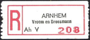 Arnhem V & D